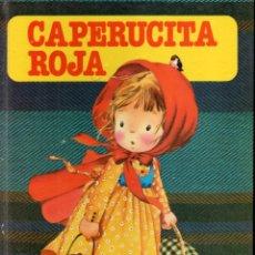 Libros de segunda mano: CAPERUCITA ROJA (BUENOS DÍAS BRUGUERA, 1978) ILUSTRADO POR JAN. Lote 174028713