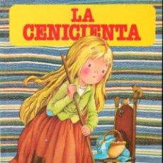 Libros de segunda mano: LA CENICIENTA (BUENOS DÍAS BRUGUERA, 1978) ILUSTRADO POR JAN. Lote 174028778