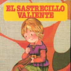 Libros de segunda mano: EL SASTRECILLO VALIENTE (BUENOS DÍAS BRUGUERA, 1978) ILUSTRADO POR JAN. Lote 174028843