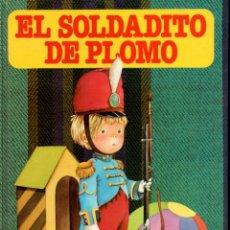 Libros de segunda mano: EL SOLDADITO DE PLOMO (BUENOS DÍAS BRUGUERA, 1978) ILUSTRADO POR JAN Y OTROS. Lote 174028982