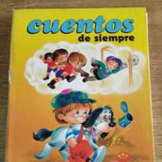 Libros de segunda mano: LIBRO INFANTIL - CUENTOS DE SIEMPRE VOLUMEN 2 (1985) EDITORIAL SUSAETA. Lote 174036118