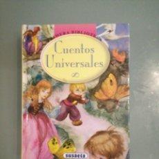 Libros de segunda mano: CUENTOS UNIVERSALES. Lote 174183053