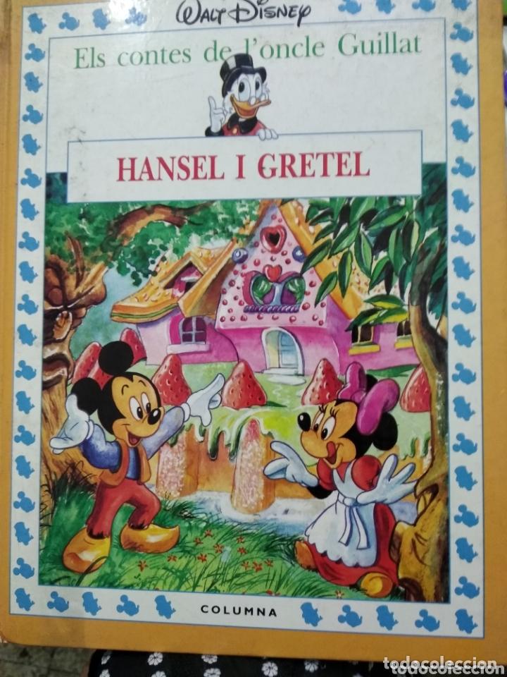 HANSEL I GRETEL (Libros de Segunda Mano - Literatura Infantil y Juvenil - Cuentos)