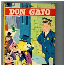 Libros de segunda mano: DON GATO. HANNA-BARBERA. EDITORIAL FHER,1969. TAPA DURA.. Lote 174324890