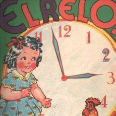 Livros em segunda mão: RODOLFO DAN . EL RELOJ SIGMAR (1948). Lote 174397643