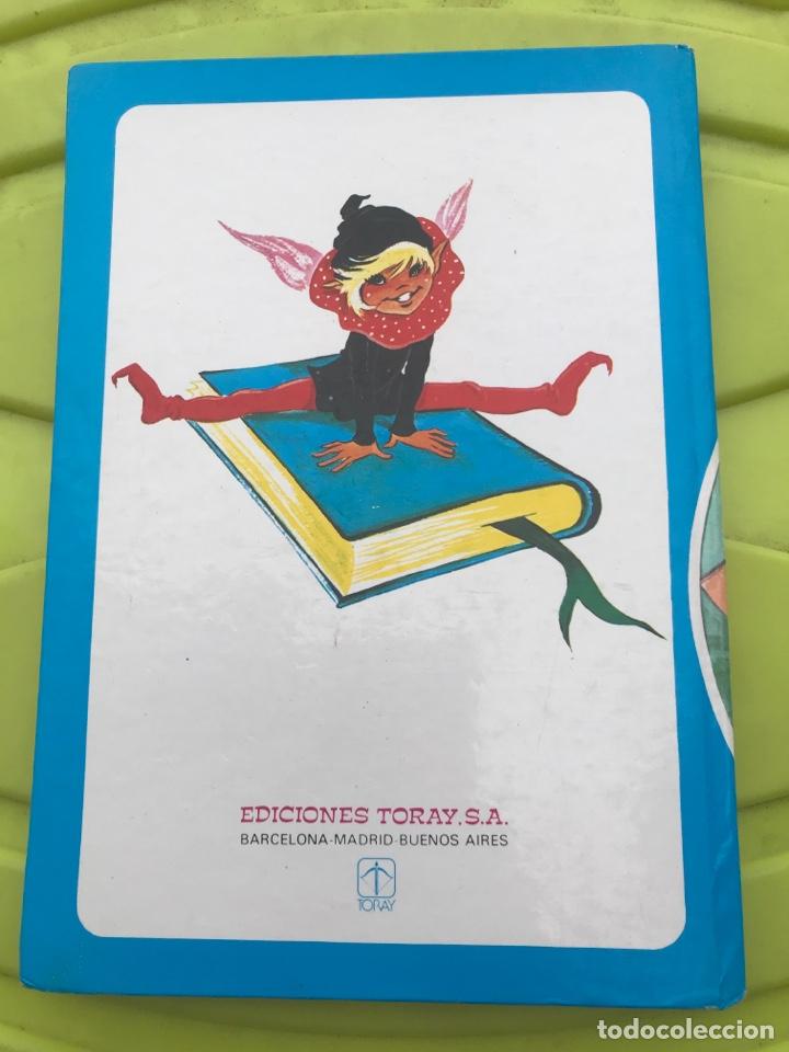 Libros de segunda mano: CUENTOS AZULES. TORAY. Tomo 3. 1982. - Foto 2 - 174587227