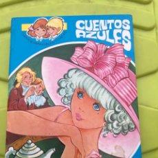 Libros de segunda mano: CUENTOS AZULES. TORAY. TOMO 3. 1982.. Lote 174587227