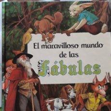 Libros de segunda mano: EL MARAVILLOSO MUNDO DE LAS FÁBULAS. Lote 174978590