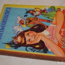 Libros de segunda mano: ANTOÑITA LA FANTÁSTICA, EN EL PAÍS DE LA FANTASÍA, POR BORITA CASAS - 1ª EDICIÓN 1952 ¡BUEN ESTADO!. Lote 174984693