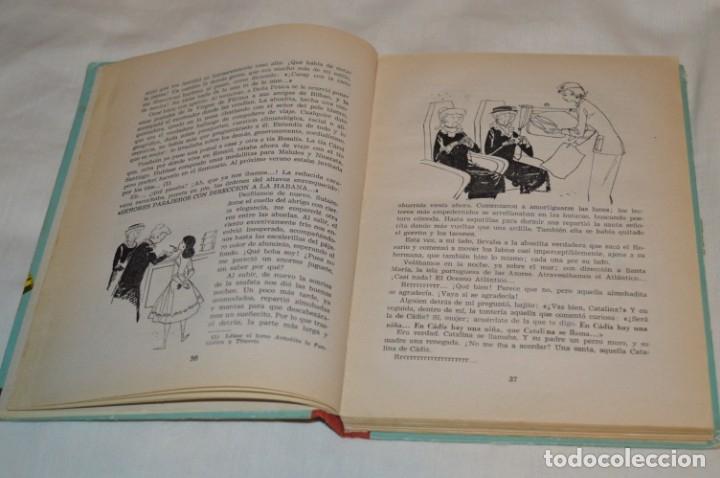 Libros de segunda mano: ANTOÑITA la FANTÁSTICA, en MÉXICO, por Borita Casas - 1ª Edición 1957 - ¡Buen estado! - ¡Mira! - Foto 3 - 174985562