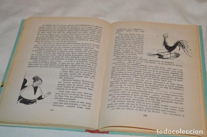 Libros de segunda mano: ANTOÑITA la FANTÁSTICA, en MÉXICO, por Borita Casas - 1ª Edición 1957 - ¡Buen estado! - ¡Mira! - Foto 5 - 174985562
