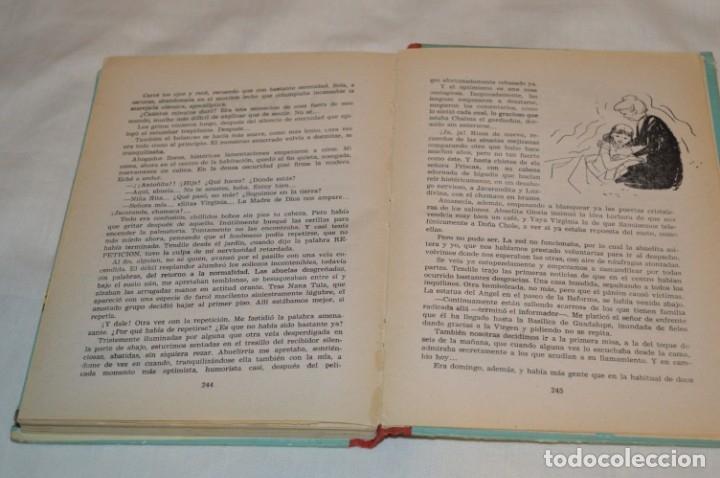 Libros de segunda mano: ANTOÑITA la FANTÁSTICA, en MÉXICO, por Borita Casas - 1ª Edición 1957 - ¡Buen estado! - ¡Mira! - Foto 6 - 174985562