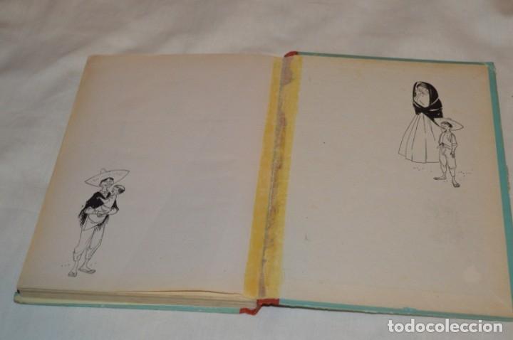 Libros de segunda mano: ANTOÑITA la FANTÁSTICA, en MÉXICO, por Borita Casas - 1ª Edición 1957 - ¡Buen estado! - ¡Mira! - Foto 7 - 174985562