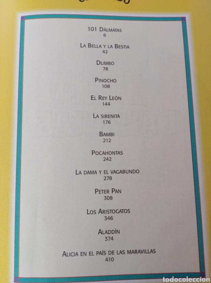 Libros de segunda mano: Disney clásicos de siempre - Foto 2 - 175145650