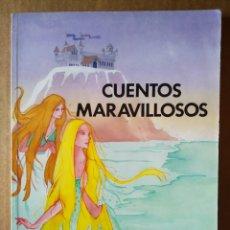Libros de segunda mano: CUENTOS MARAVILLOSOS (FHER). CUENTOS Y LEYENDAS DE TODO EL MUNDO. ILUSTRACIONES DE MARY SMITH.. Lote 175213464