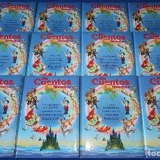 Libros de segunda mano: MIS CUENTOS FAVORITOS - 12 TOMOS - DIFUSORA CULTURAL J.R (1992) ¡IMPECABLES!. Lote 175267709