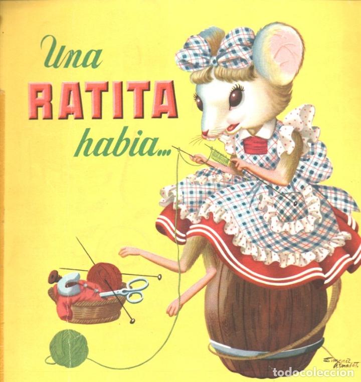 UNA RATITA HABÍA (BRUGUERA, S.F.) (Libros de Segunda Mano - Literatura Infantil y Juvenil - Cuentos)