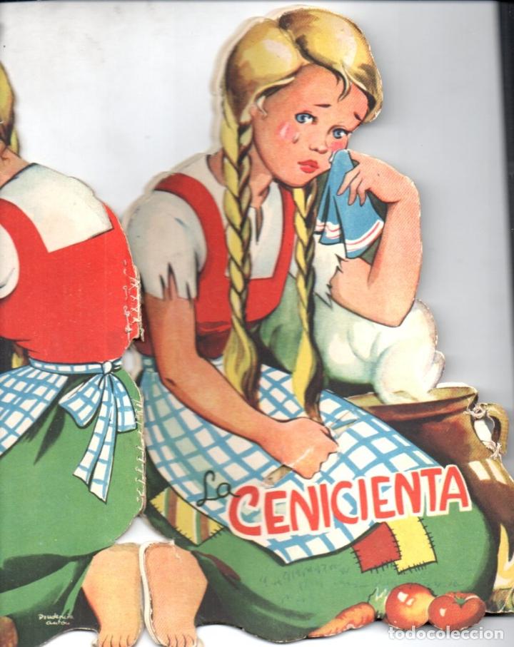 LA CENICIENTA - TROQUELADO (DURVE, S.F.) (Libros de Segunda Mano - Literatura Infantil y Juvenil - Cuentos)