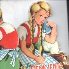 Libros de segunda mano: LA CENICIENTA - TROQUELADO (DURVE, S.F.) . Lote 175356969
