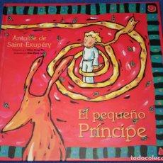 Libros de segunda mano: EL PEQUEÑO PRINCIPE - ANTOINE DE SAINT-EXUPERY - IDETOR (2007). Lote 175535680