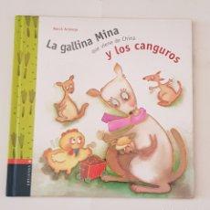 Libros de segunda mano: LA GALLINA MINA Y LOS CANGUROS - EDELVIVES -TDK357. Lote 175553000