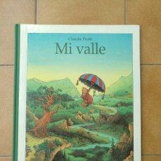 Libros de segunda mano: MI VALLE - CLAUDE PONTI - EDITORIAL CORIMBO. Lote 175913253