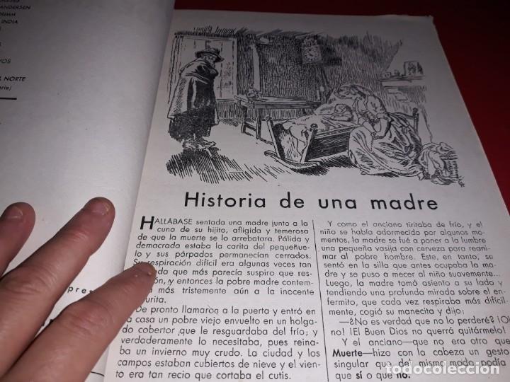 Libros de segunda mano: Cuentos de Hadas de Andersen ilustraciones de A. Coll Editorial molino 1942 - Foto 2 - 175960235