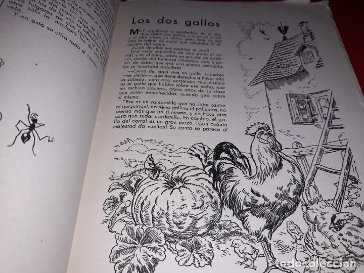 Libros de segunda mano: Cuentos de Hadas de Andersen ilustraciones de A. Coll Editorial molino 1942 - Foto 3 - 175960235