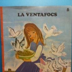 Libros de segunda mano: LA VENTAFOCS. EDITORIAL ROMA. Lote 176070117