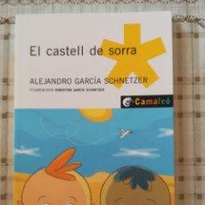 Libros de segunda mano: EL CASTELL DE SORRA - ALEJANDRO GARCÍA SCHNETZER - EN CATALÀ. Lote 176073989