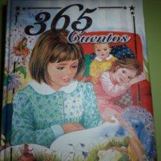 Libros de segunda mano: 365 CUENTOS EDICIONES SUSAETA. Lote 176137064