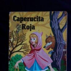 Libros de segunda mano: CAPERUCITA ROJA, SUSAETA EDICIONES 1968 COLECCIÓN CUENTO - COLOR. Lote 176150184