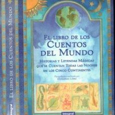 Libros de segunda mano: EL LIBRO DE LOS CUENTOS DEL MUNDO (INTEGRAL, 1999). Lote 176171990