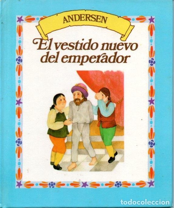 ANDERSEN : EL VESTIDO DEL NUEVO EMPERADOR (RBA, 1985) (Libros de Segunda Mano - Literatura Infantil y Juvenil - Cuentos)