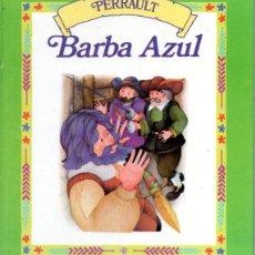 Libros de segunda mano: PERRAULT : BARBA AZUL (RBA, 1985). Lote 176175037