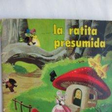 Libros de segunda mano: LA RATITA PRESUMIDA - ED. SUSAETA 1973.. Lote 176188354