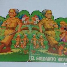 Libros de segunda mano: CUENTO TROQUELADO INFANTIL - CUENTOS TORAY -. Lote 176345314