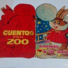 Libros de segunda mano: CUENTO TROQUELADO INFANTIL - COLECCION CUENTOS TORAY SERIE ZOO -. Lote 176347733