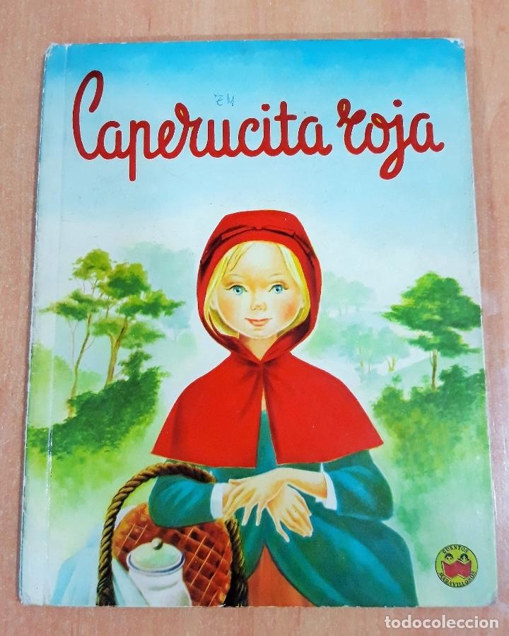 CAPERUCITA ROJA. CHARLES PERRAULT. EDIT CERVANTES. 1962. W (Libros de Segunda Mano - Literatura Infantil y Juvenil - Cuentos)