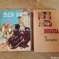 Libros de segunda mano: LOTE DOS CUENTOS JUVENILES. Lote 176477347