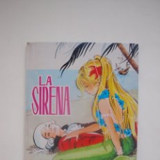 Libros de segunda mano: LA SIRENA - MARÍA PASCUAL - CUENTOS CLÁSICOS TORAY 1974. Lote 176555368