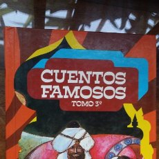 Libros de segunda mano: CUENTOS FAMOSOS TOMO 3º EVEREST. Lote 176778642