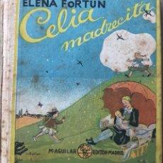 Libros de segunda mano: CELIA MADRECITA - AGUILAR - AÑO 1942. Lote 176869713