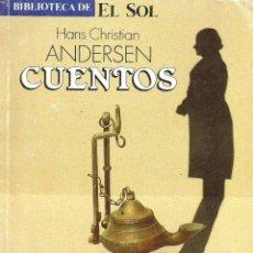 Libros de segunda mano: CUENTOS. HANS CHRISTIAN ANDERSEN. Lote 176878803