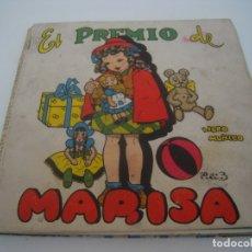 Libros de segunda mano: GUAPO CUENTO CON PARTES MOVILES EL PREMIO DE MARISA. Lote 177057195