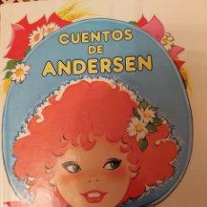 Libros de segunda mano: CUENTOS DE ANDERSEN. SUSAETA 1985. BUEN ESTADO.. Lote 177203838