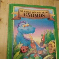 Libros de segunda mano: EL LIBRO MAGICO DE LOS GNOMOS SUSAETA EDICIONES 1992 . Lote 177326663