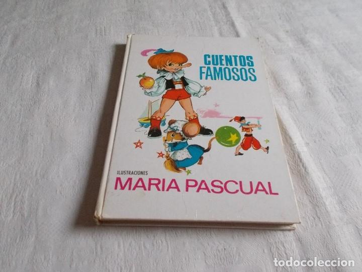 CUENTOS FAMOSOS MARÍA PASCUAL (Libros de Segunda Mano - Literatura Infantil y Juvenil - Cuentos)