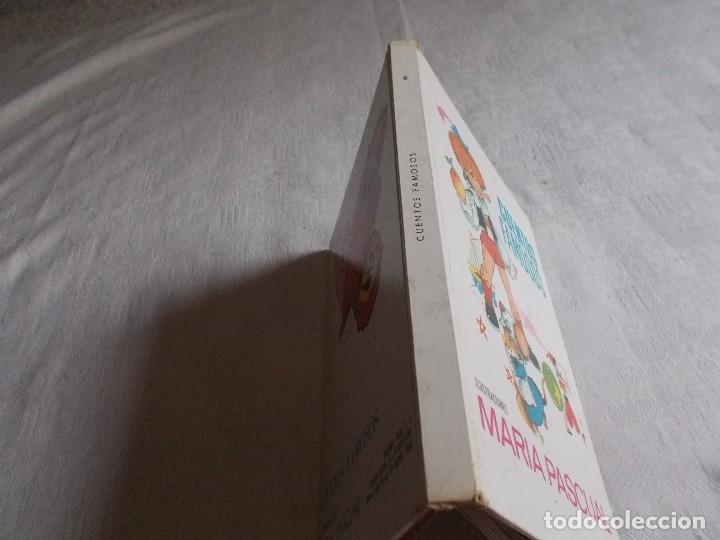 Libros de segunda mano: CUENTOS FAMOSOS María Pascual - Foto 2 - 177458588