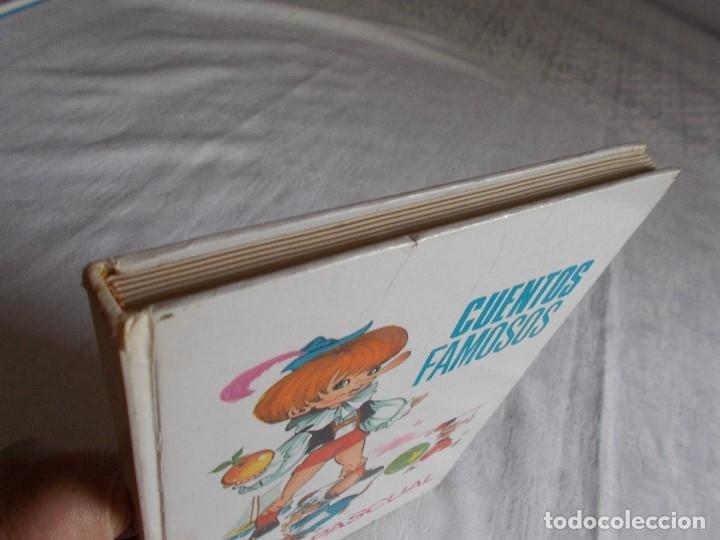 Libros de segunda mano: CUENTOS FAMOSOS María Pascual - Foto 6 - 177458588